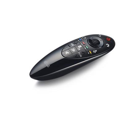 LG製TVのマジックリモコン