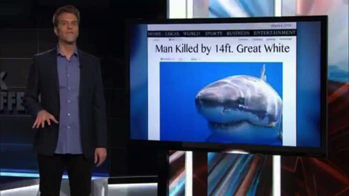 Anthony Jeselnik Shark Party