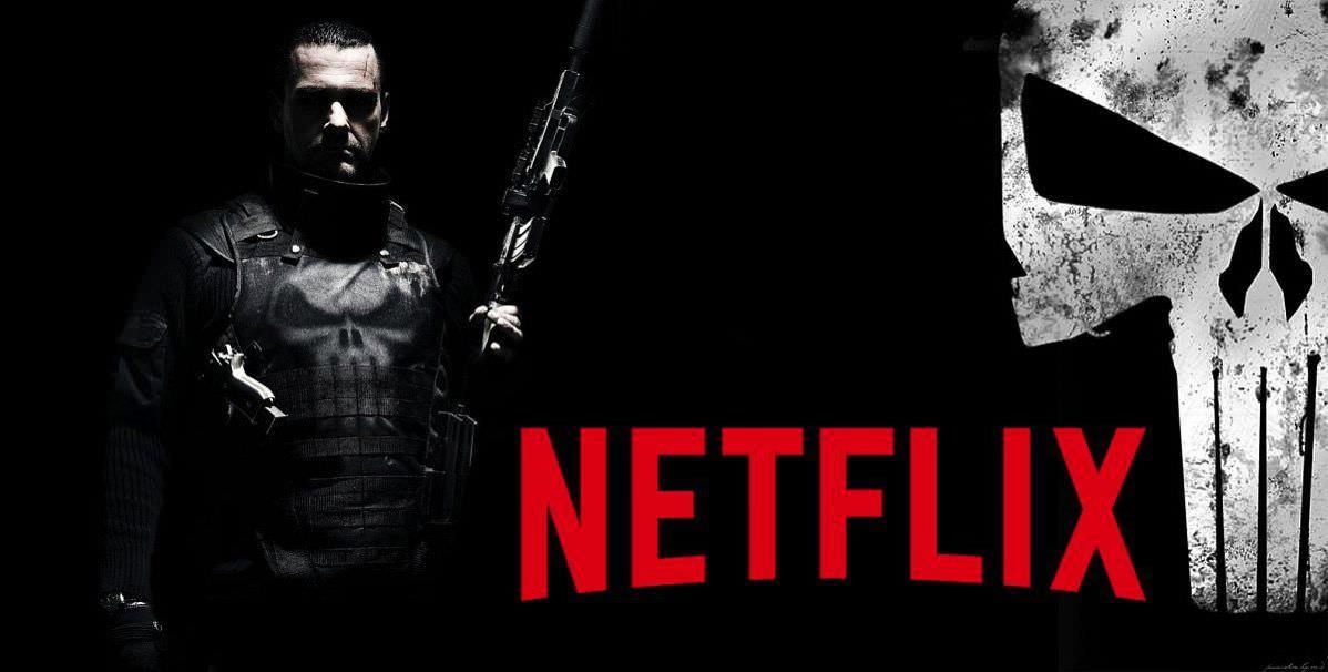 Punisher Netflix Banner
