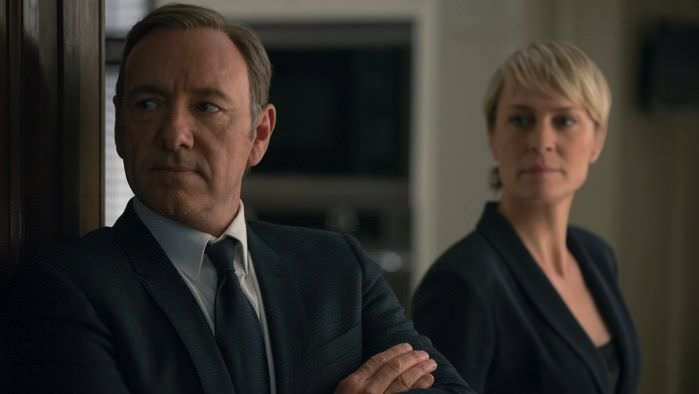 Netflix house of cards a l