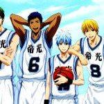 遂に登場!熱血バスケアニメ「黒子のバスケ」が面白い!