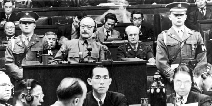 東京裁判 写真2