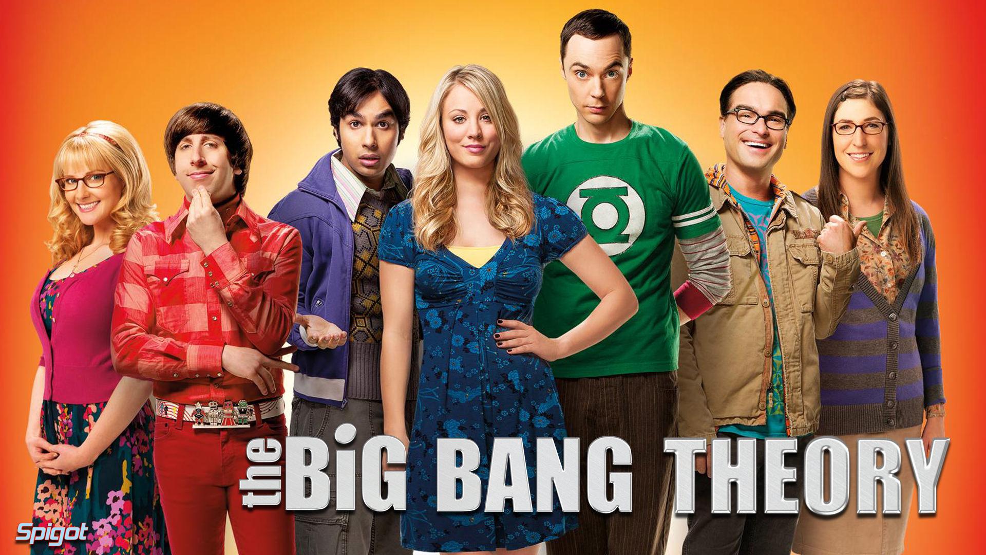 【全米がワロタ】The Big Bang Theory(ビックバン・セオリー)のバカ真面目なオタクの日常