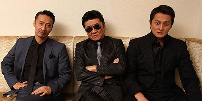 「日本統一」は恐いけどクスっとなる最強Vシネマ帝王級俳優が大集合の豪華ヤクザ映画だ!
