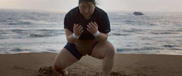 『相撲人』